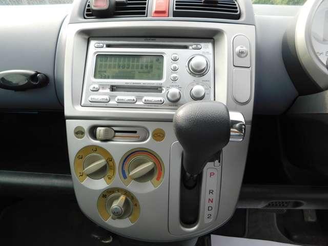 ホンダ ライフ F キーレス CDオーディオ フルフラットシート ABS