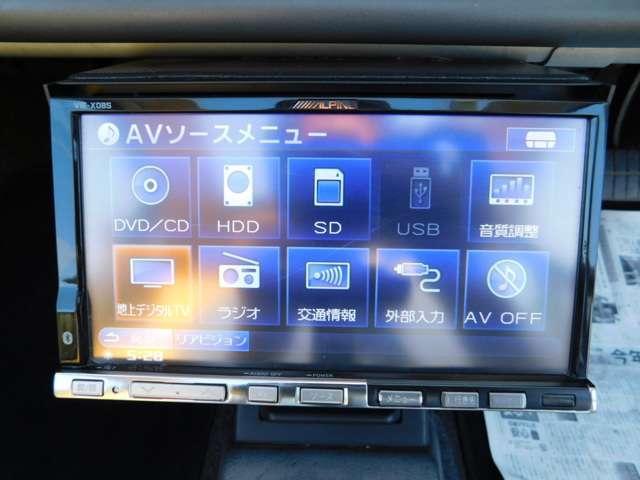 キャンバストップ HDDナビ 車検整備付き ルーフレール(19枚目)