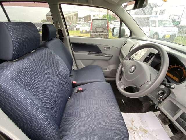 FX 車検整備付き キーレス ベンチシート 盗難防止装置 CDオーディオ(10枚目)