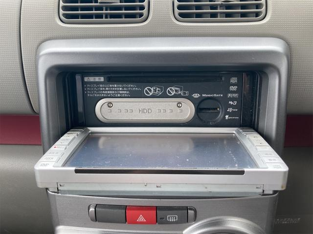 X 車検整備付き HDDナビ エアバック エアコン 盗難防止 DVD再生 電動格納ミラー フルフラット スマートキー(31枚目)