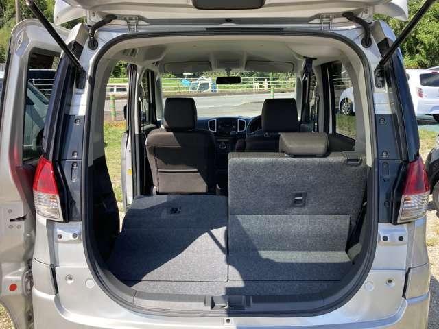 S 車検整備付き 両側スライドドア 左側電動スライドドア バックモニター付きCDオーディオ HIODヘッドライト アルミホイール(16枚目)