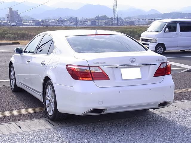 「レクサス」「LS」「セダン」「宮崎県」の中古車12