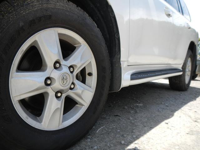 「トヨタ」「ランドクルーザー」「SUV・クロカン」「熊本県」の中古車5