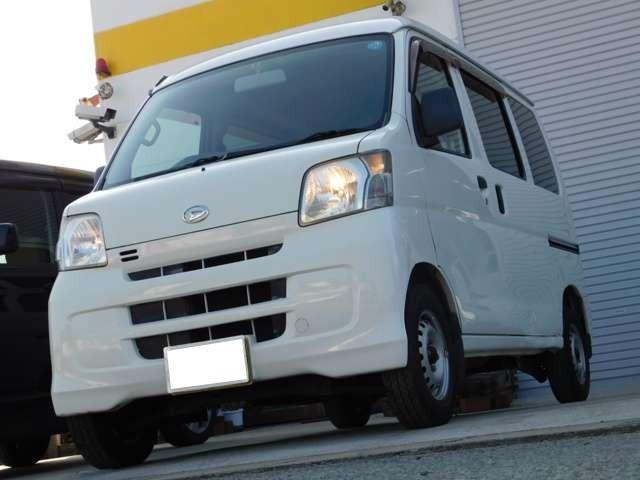 「ダイハツ」「ハイゼットカーゴ」「軽自動車」「熊本県」の中古車2