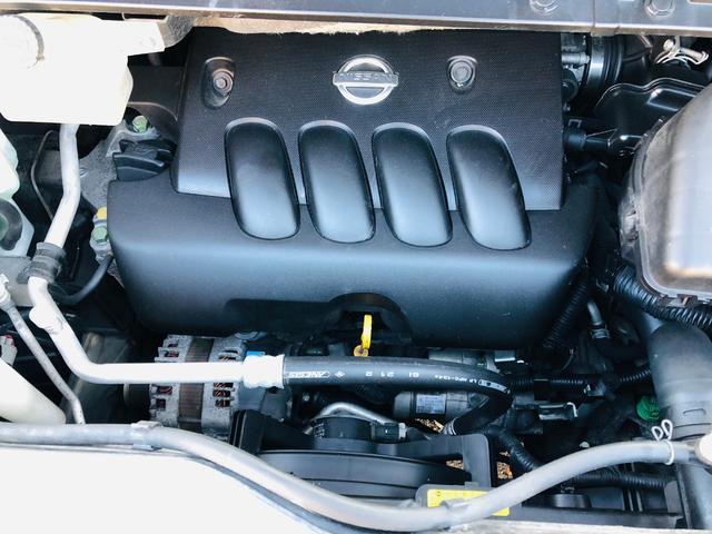 セレナのエンジンはかる〜い感じの回り方です。スイスイキビキビといった走行が魅力です。