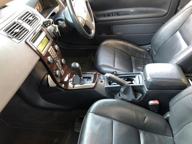 フロントシートにはヒーターが付いてます。