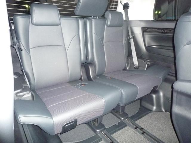 2.5Z Gエディション ワンオーナー Rモニター 3連LEDヘッドライト&シーケンシャルウインカー サンルーフ2列目電動キャプテンシート&オットマン 電動バックドア 両側パワースライドドア 運転席助手席シートヒータークーラー(22枚目)