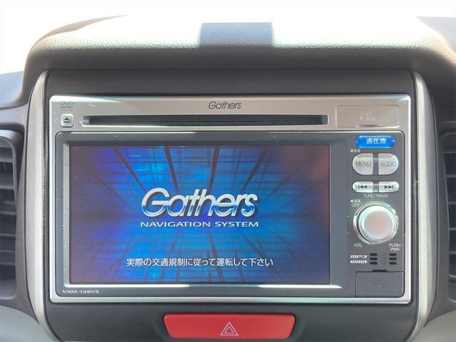 G・Lパッケージ 両側電動スライドドア 純正ナビ地デジ DVD再生 バックカメラ スマートキー プッシュスターター ベンチシート オートエアコン 走行48392km(4枚目)