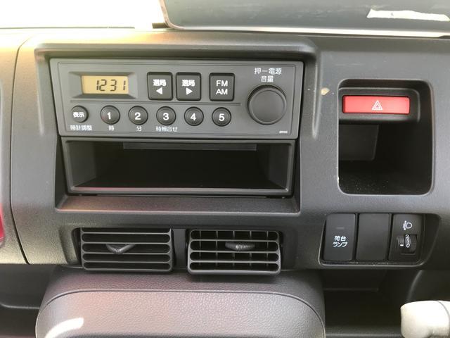 SDX 4WD エアコン パワステ 三方開 5速マニュアル車(16枚目)