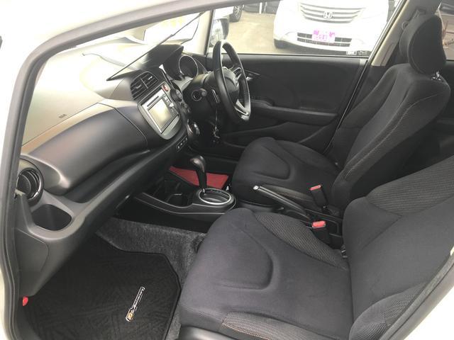 RS・10thアニバーサリー メモリーナビ・ワンセグTV・DVD再生・オートライト・走行距離54727km・車検整備付き・オートマ車・16インチAW(5枚目)