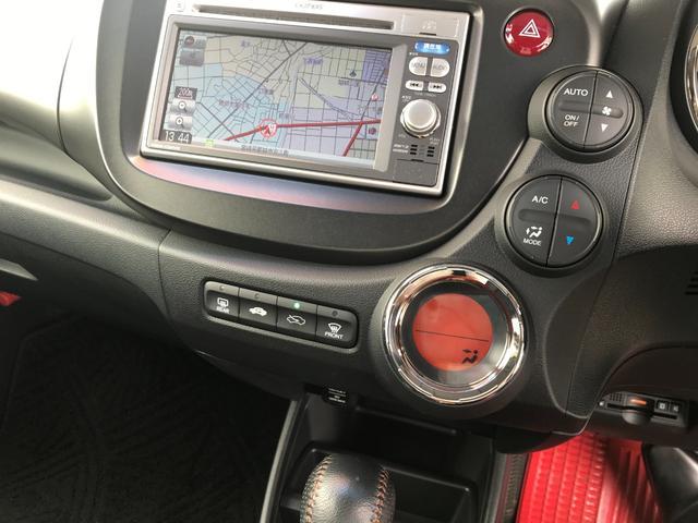 RS・10thアニバーサリー メモリーナビ・ワンセグTV・DVD再生・オートライト・走行距離54727km・車検整備付き・オートマ車・16インチAW(21枚目)