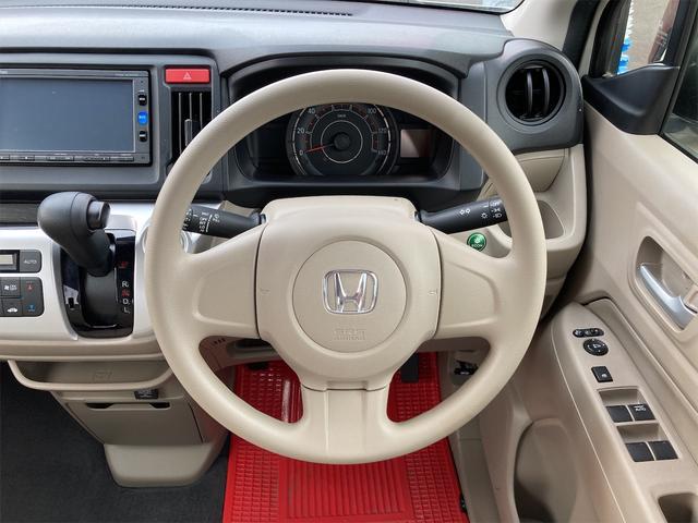 G ナビ ホワイト CVT AC 4名乗り オーディオ付 DVD 車検令和5年2月 アイドリングストップ(3枚目)