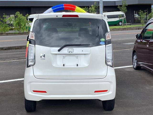 G ナビ ホワイト CVT AC 4名乗り オーディオ付 DVD 車検令和5年2月 アイドリングストップ(18枚目)