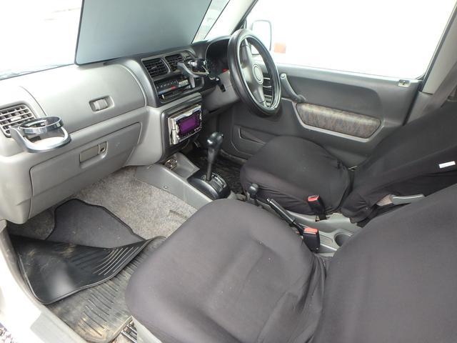 XC ターボ車 4WD CD アルミ 背面タイヤ(4枚目)