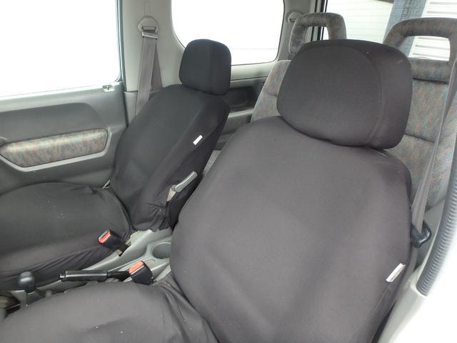XC ターボ車 4WD CD アルミ 背面タイヤ(5枚目)