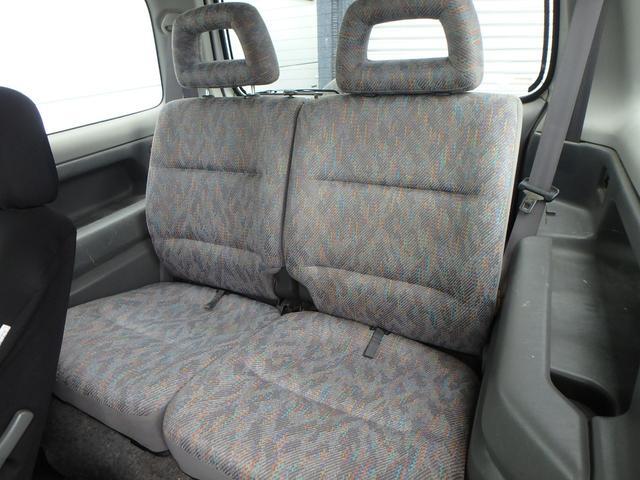 XC ターボ車 4WD CD アルミ 背面タイヤ(6枚目)