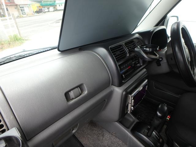 XC ターボ車 4WD CD アルミ 背面タイヤ(8枚目)