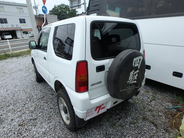 XC ターボ車 4WD CD アルミ 背面タイヤ(10枚目)