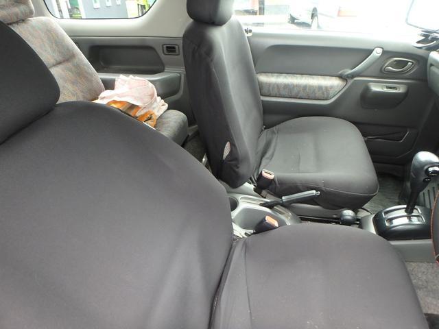 XC ターボ車 4WD CD アルミ 背面タイヤ(14枚目)