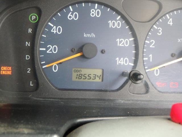 XC ターボ車 4WD CD アルミ 背面タイヤ(17枚目)
