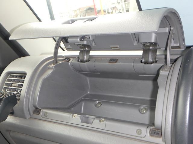XC ターボ車 4WD CD アルミ 背面タイヤ(18枚目)