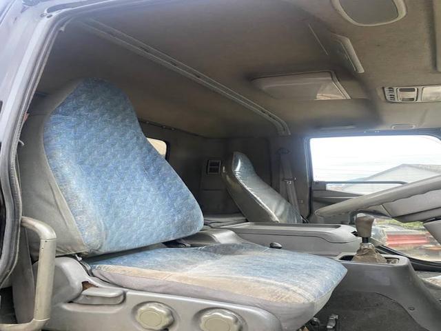 重機運搬車 最大積載量10000kg ユニック製5段クレーン フックイン ラジコン付き ハイジャッキ NOx・PM適合車(6枚目)