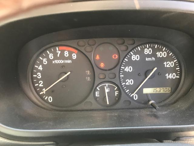 ホンダ バモス L 両側スライドドア 5速マニュアル車 W絵バッグ フル装備