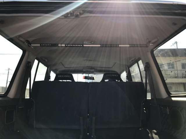 SXワイド ディーゼルターボ 4WD 車検2019年11月(9枚目)
