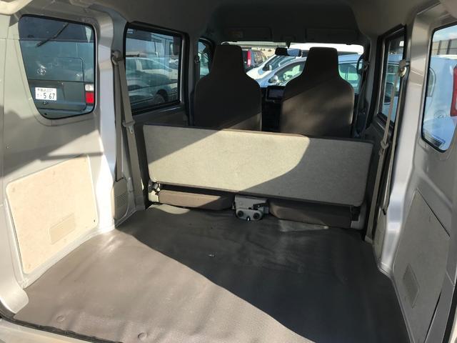 PA ハイルーフ 5AGS車 4WD 車検32年1月(7枚目)