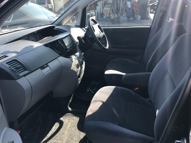 X Lエディション 左側電動スライドドア・メモリーナビ・ワンセグTV・キーレス・車検整備付き・ヘッドライトレベライザー(3枚目)