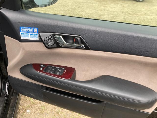 250G HDDナビ 純正アルミホイール オートライト パワーシート エンジンプッシュスタート スマートキー 車検整備付き(7枚目)