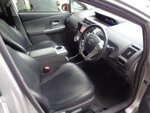 S Fグレンツェンエアロ S.Rモデリスタ ナビ フルセグTV Bluetooth レグザス18AW モデリスタマフラー ETC LEDヘッドランプ タナベ車高調 シートカバー(8枚目)