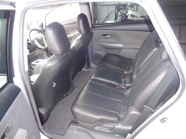 S Fグレンツェンエアロ S.Rモデリスタ ナビ フルセグTV Bluetooth レグザス18AW モデリスタマフラー ETC LEDヘッドランプ タナベ車高調 シートカバー(11枚目)