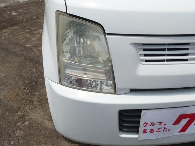 スズキ ワゴンR FX キーレス CD セキュリティアラームプライバシーガラス