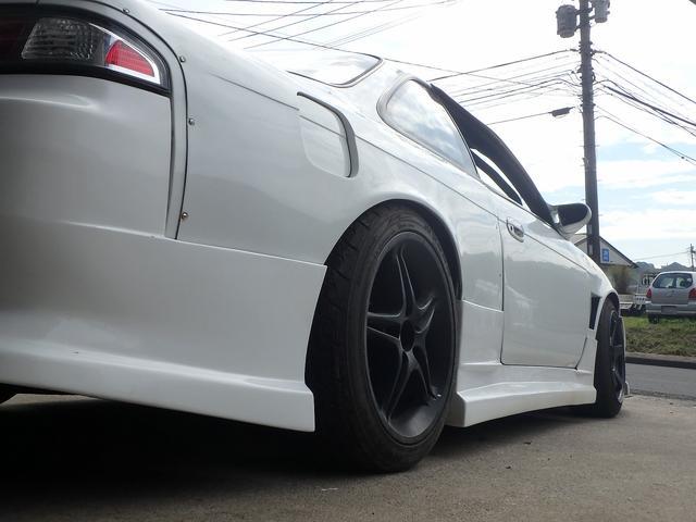 K's  車高調 ドアFRP 社外マフラー ロールバー(9枚目)