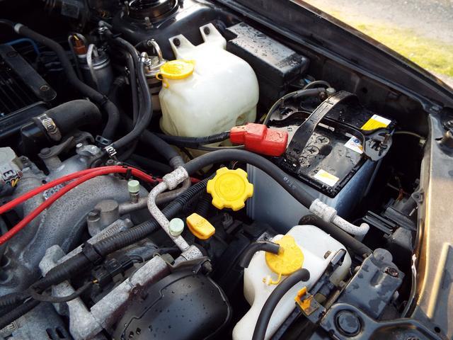 S/tb ターボ ワンオーナー 4WD AT フル装備(27枚目)