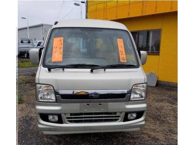 「スバル」「ディアスワゴン」「コンパクトカー」「鹿児島県」の中古車3