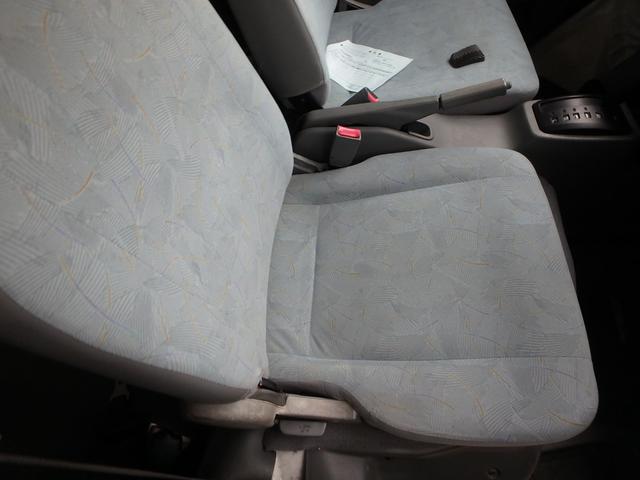 福祉車両車 車椅子スローパーフル装備キーレス両側スライドドア(9枚目)