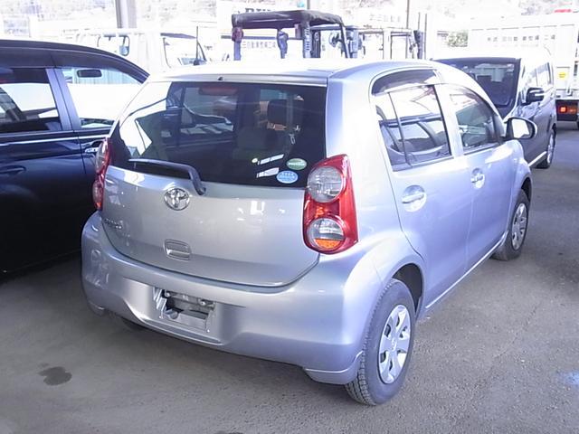 「トヨタ」「パッソ」「コンパクトカー」「宮崎県」の中古車3