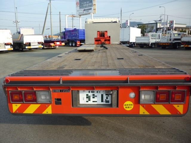 4軸低床重機運搬車(6枚目)