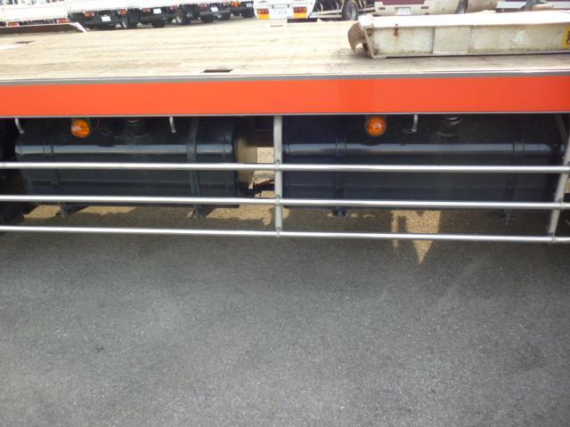 4軸低床重機運搬車(15枚目)