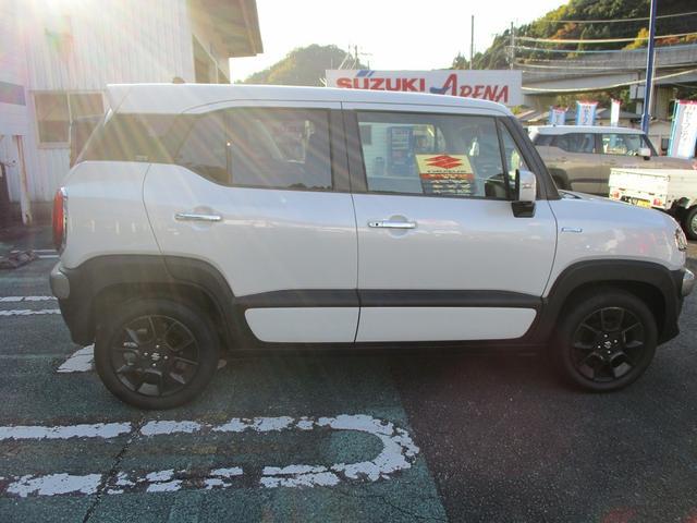 「スズキ」「クロスビー」「SUV・クロカン」「熊本県」の中古車4