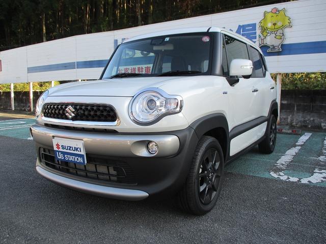 「スズキ」「クロスビー」「SUV・クロカン」「熊本県」の中古車7