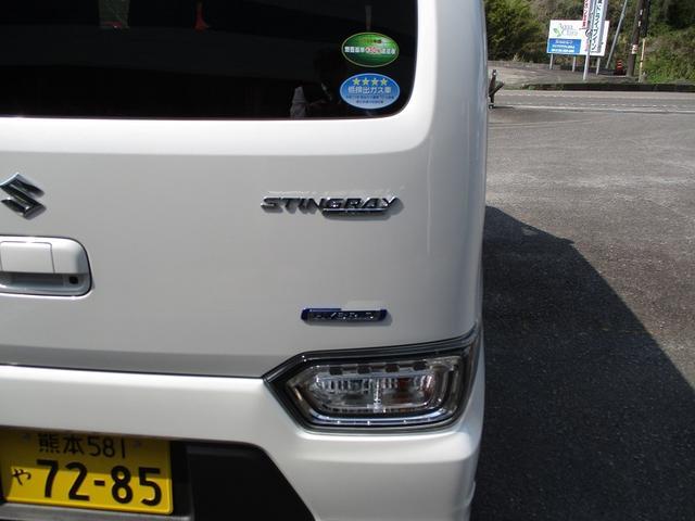 「スズキ」「ワゴンRスティングレー」「コンパクトカー」「熊本県」の中古車38