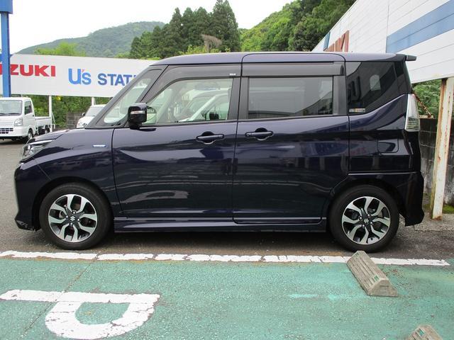「スズキ」「ソリオバンディット」「ミニバン・ワンボックス」「熊本県」の中古車5