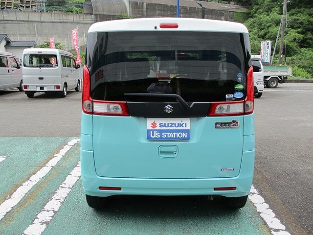 「スズキ」「スペーシア」「コンパクトカー」「熊本県」の中古車3