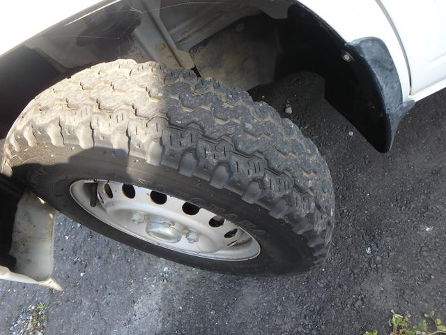 ローダンプ 4WD 5速MT エアコン パワステ エアバック(7枚目)