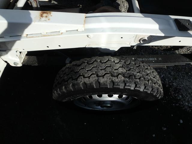 ローダンプ 4WD 5速MT エアコン パワステ エアバック(10枚目)