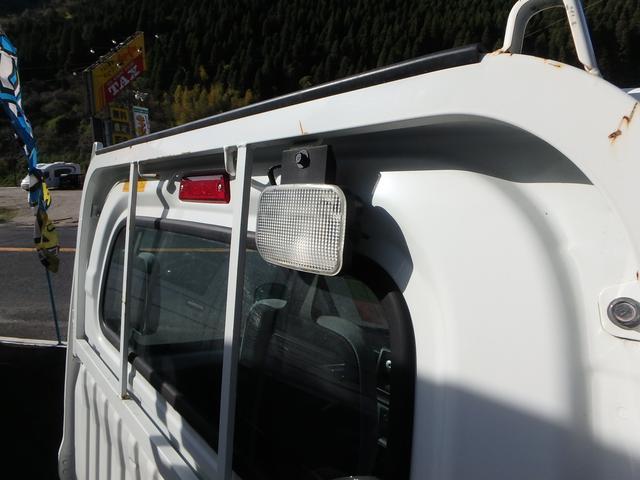 ローダンプ 4WD 5速MT エアコン パワステ エアバック(14枚目)