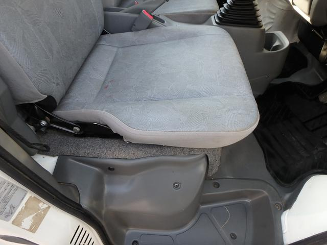ローダンプ 4WD 5速MT エアコン パワステ エアバック(17枚目)
